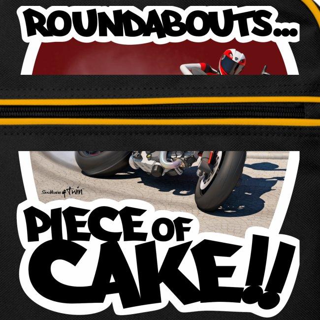 Ducati Monster Skidding
