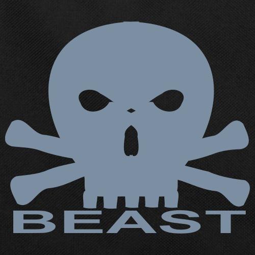 skull beast - Retro Tasche