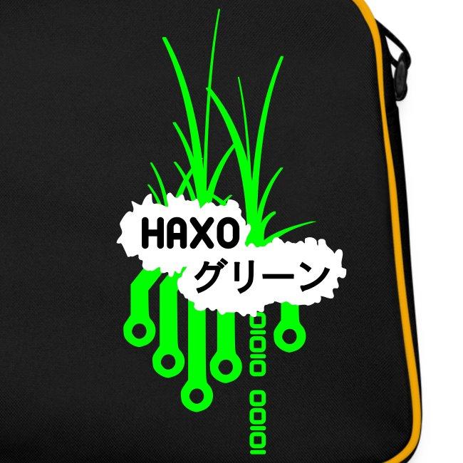 Schwarz/weiß HaxoGreen one Taschen