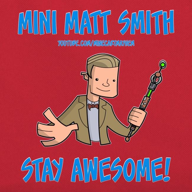 Mini Matt Smith 2017