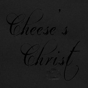 Cheese's Christ - Retro Tasche