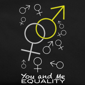 YOU AND ME - Retro-tas
