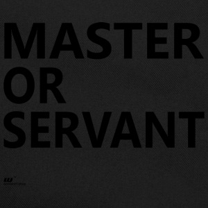 Master or Servant - Retro Tasche
