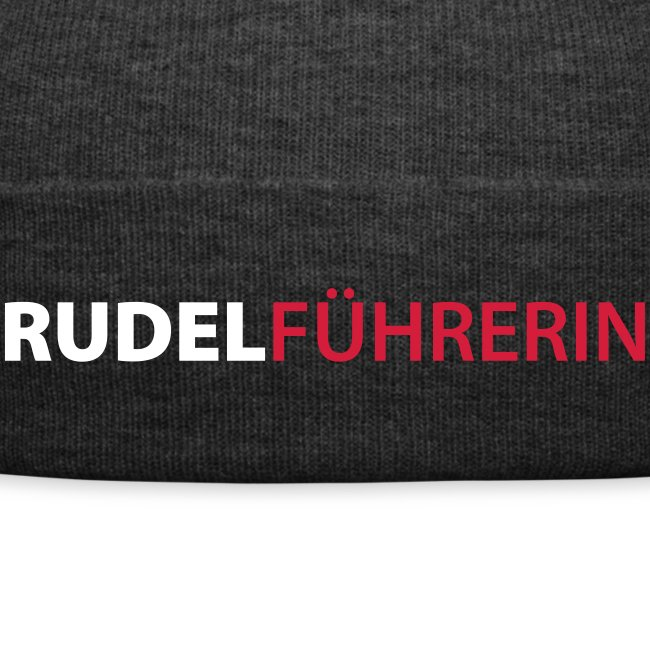 Vorschau: Rudelführerin - Wintermütze