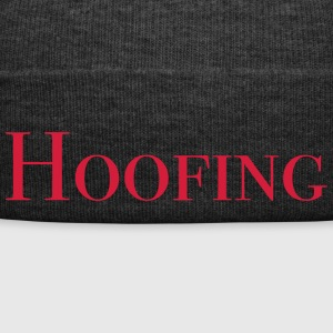 Hoofing - Winter Hat