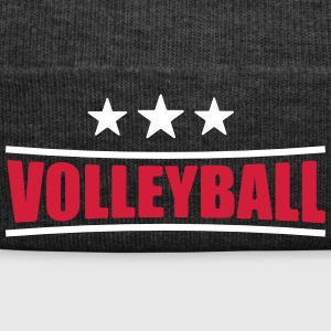 Volleyball shirt - Beachvolleyball shirt - Team - Winter Hat