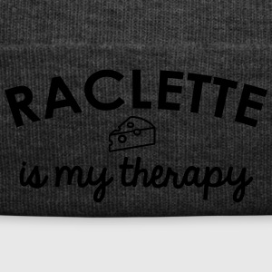 Raclette is my therapy - Bonnet d'hiver