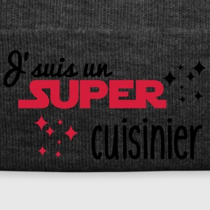 I'm a great cook - chef kitchen cooking - Winter Hat