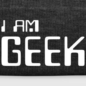 I am GEEK - Winter Hat