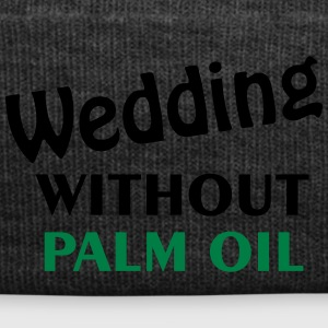 Wedding without palm oil - Winter Hat