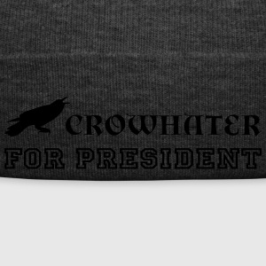 CrowHater for president! - Vintermössa