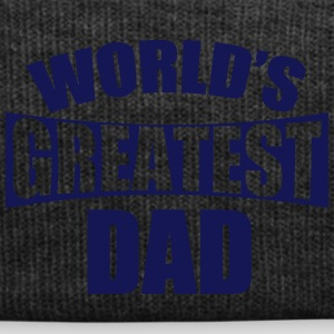 World's Best Father - Winter Hat