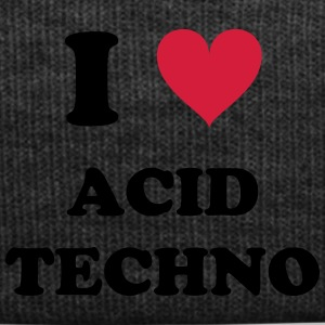 I LOVE TECHNO ACID - Winterhue