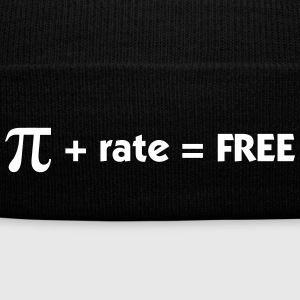Pi Rate = Free - Winter Hat