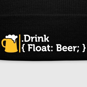CSS Jokes - Drink Beer! - Winter Hat