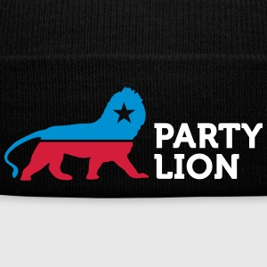 Political Party Animals: Lion - Winter Hat