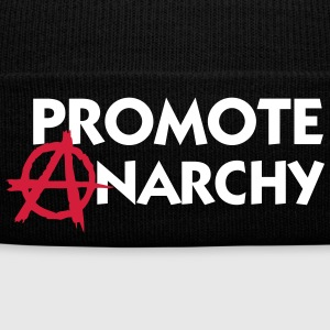 I Promote Anarchy! - Winter Hat