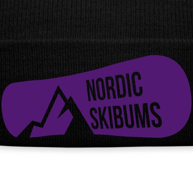 Nordic skibums snowboard