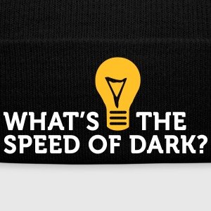 What's The Speed Of Dark? - Winter Hat
