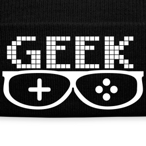 Geek Glasses - Vintermössa