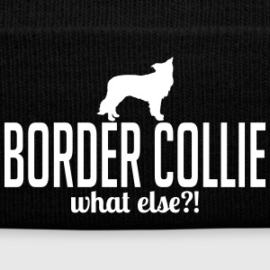 Border Collie whatelse - Czapka zimowa