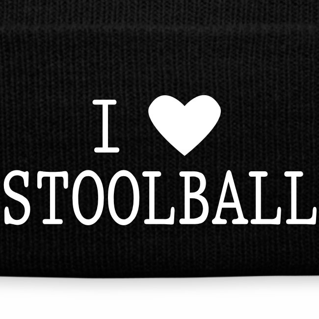 I Love Stoolball