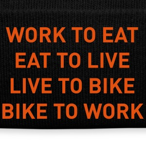 Bike to work - Cappellino invernale