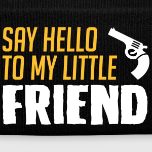 My little friend - Guns - Winter Hat