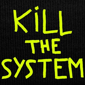kill the system - Winter Hat