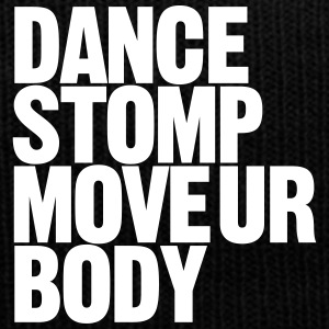 Dance Stomp Move Ur Body - Wintermütze