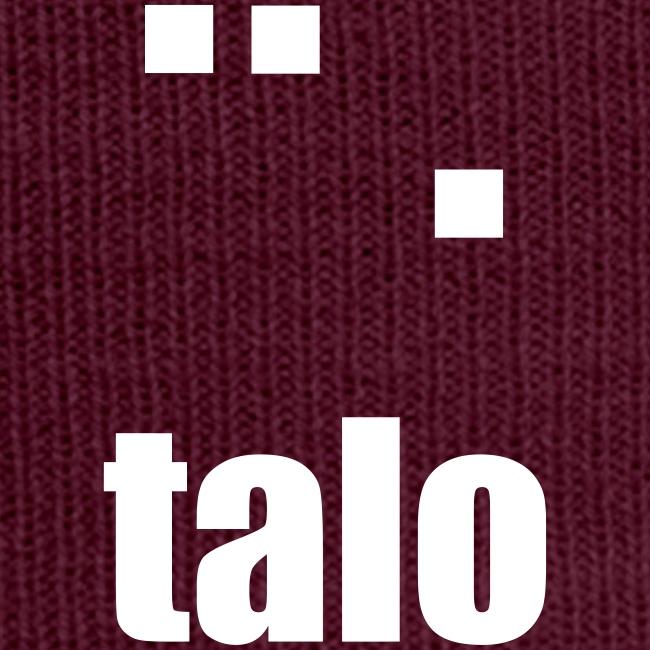 talologoEPS mustavalko