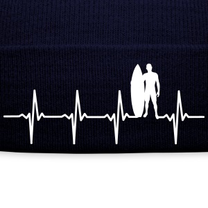 Surfer - Heartbeat Scene - Winter Hat