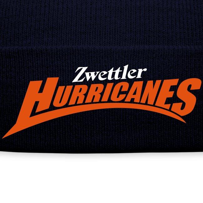 hurricanes schriftzug mit