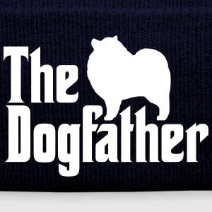 Keeshond Dogfather - Winter Hat