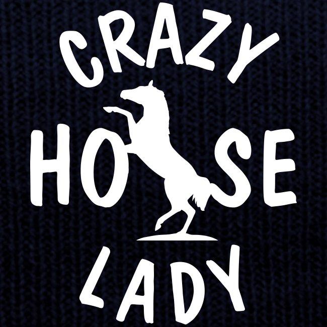 Vorschau: crazy horse lady - Wintermütze