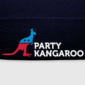 Political Party Animals: Kangaroo - Winter Hat