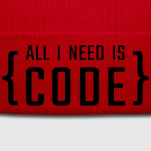 All I need is CODE - in braces - Winter Hat