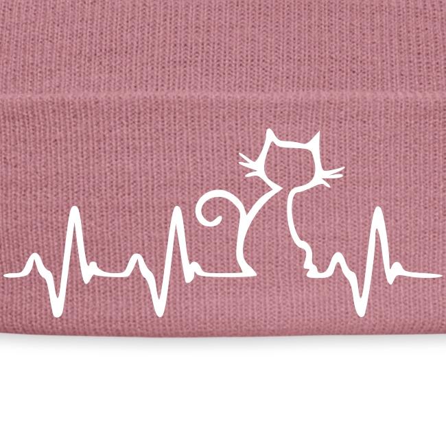Vorschau: Cat Heartbeat - Wintermütze