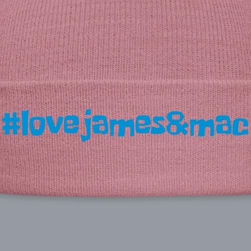 #lovejames&mac