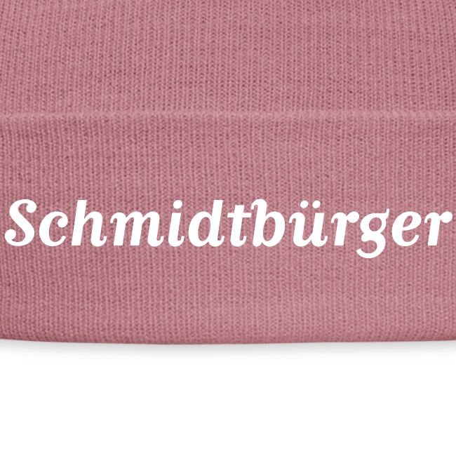 Schmidtbürger