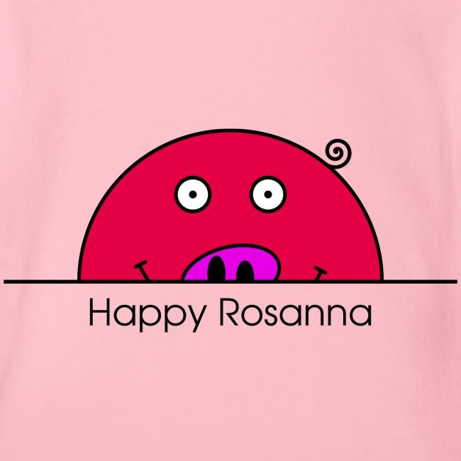 """Happy Rosanna - """"Happy Rosanna"""" - c"""