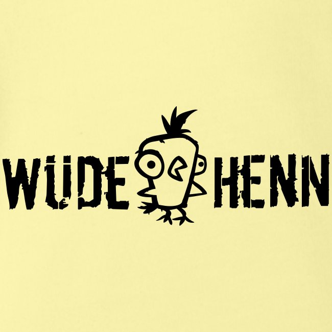 Vorschau: Wüde Henn - Baby Bio-Kurzarm-Body