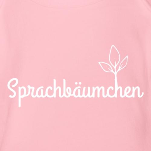 Sprachbäumchen - Baby Bio-Kurzarm-Body