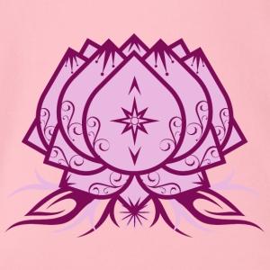 V tements b b new age commander en ligne spreadshirt - Fleur de lotus bouddhisme ...