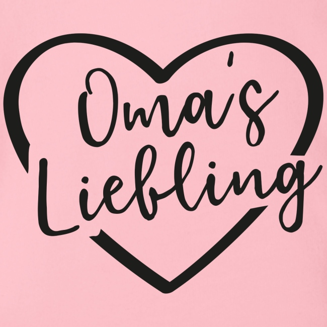 Oma's Liebling