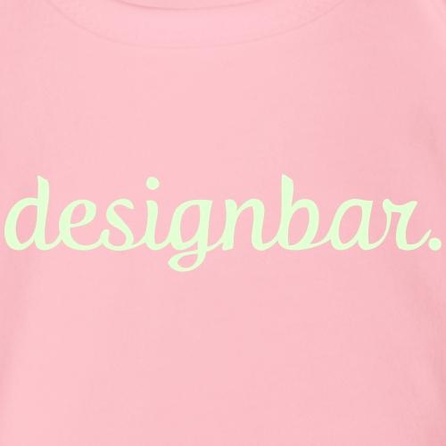 designbar - Baby Bio-Kurzarm-Body
