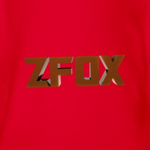ZFOX - Organic Short-sleeved Baby Bodysuit