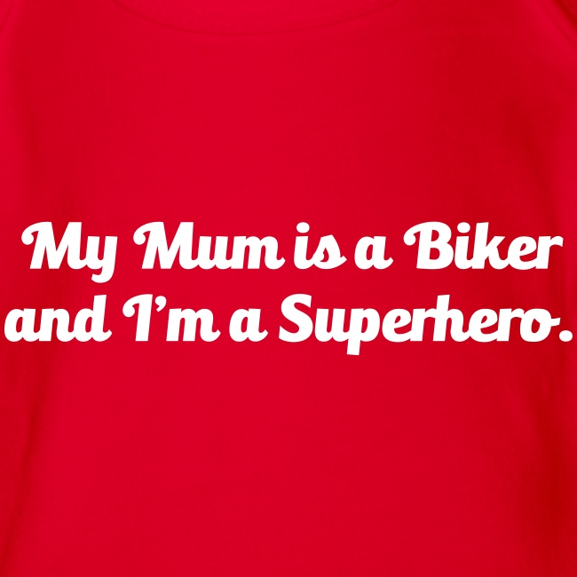 My Mum is a Biker