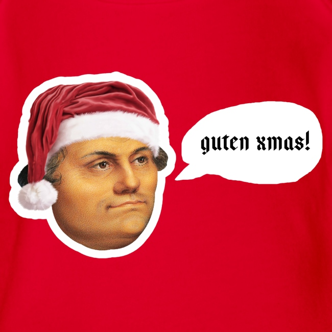 Luther Xmas