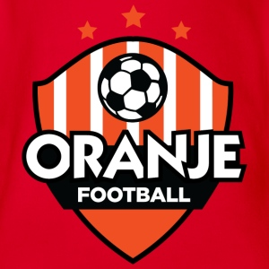 Football Logo of Holland - Body bébé bio manches courtes